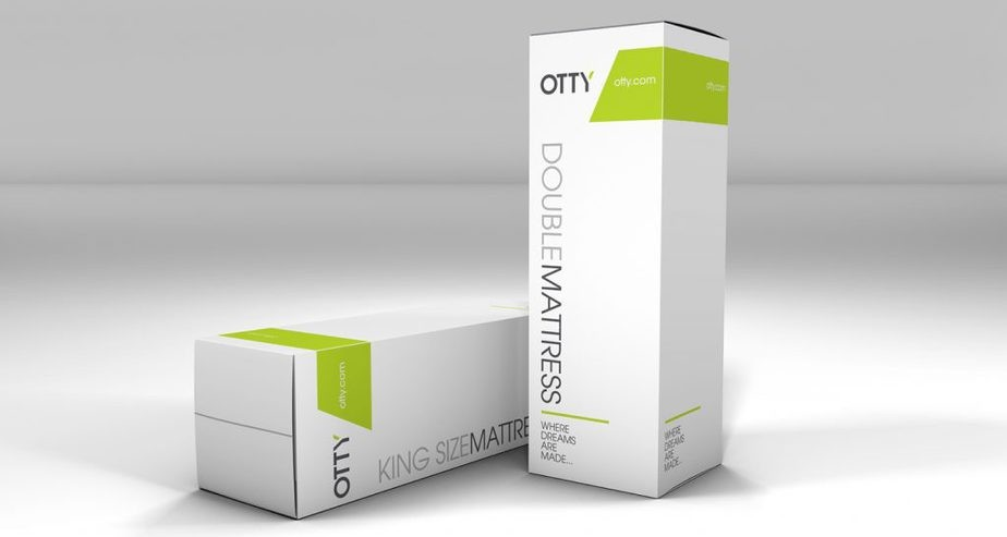 OTTY mattress delivery review