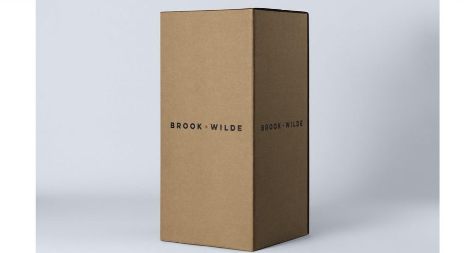 brook and wilde mattress delivery box