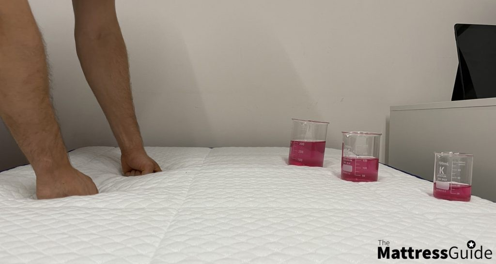 nectar mattress motion isolation review
