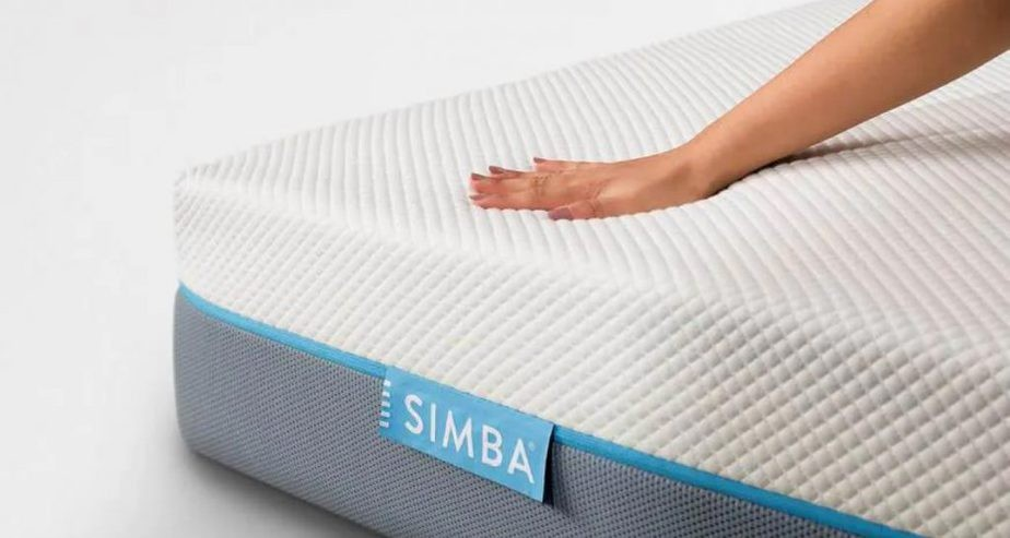 simba mattress cover review