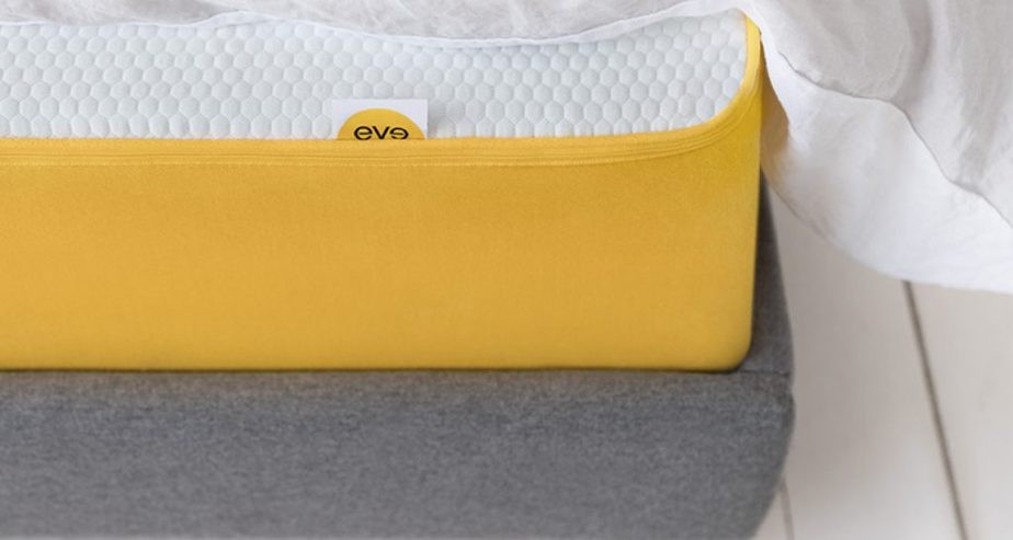 cover review eve mattress