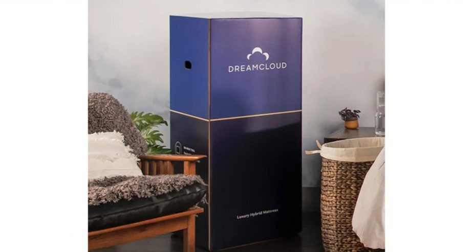dreamcloud mattress delivery review