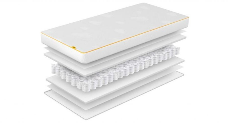 eve baby mattress layers review