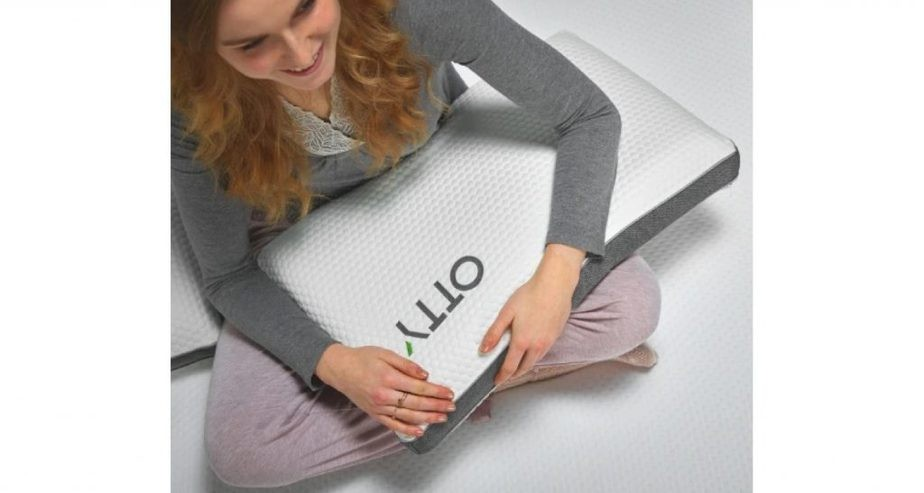 otty pillow support and comfort