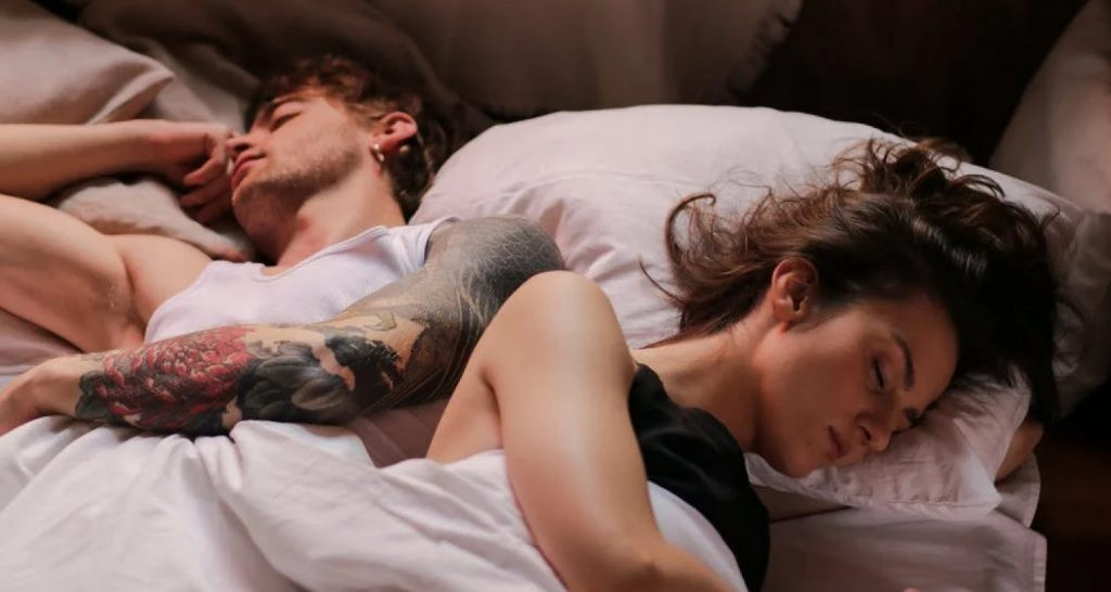 Foam mattresses are good for couples