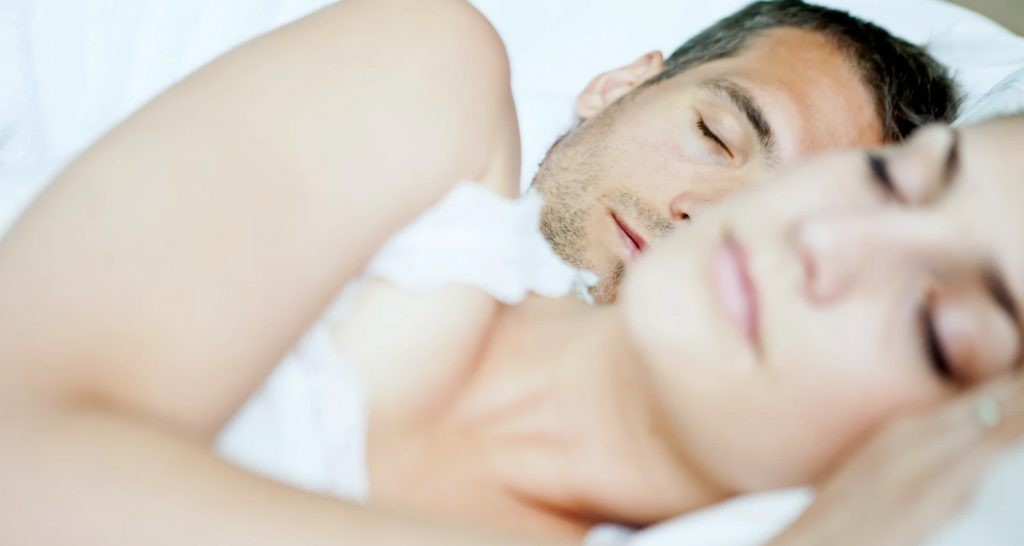Soft mattresses can be good for couples