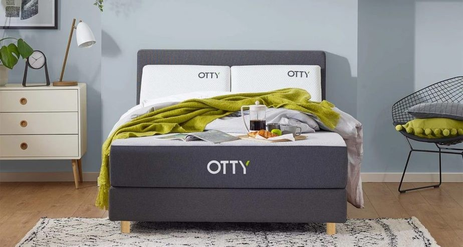otty emperor size bed uk