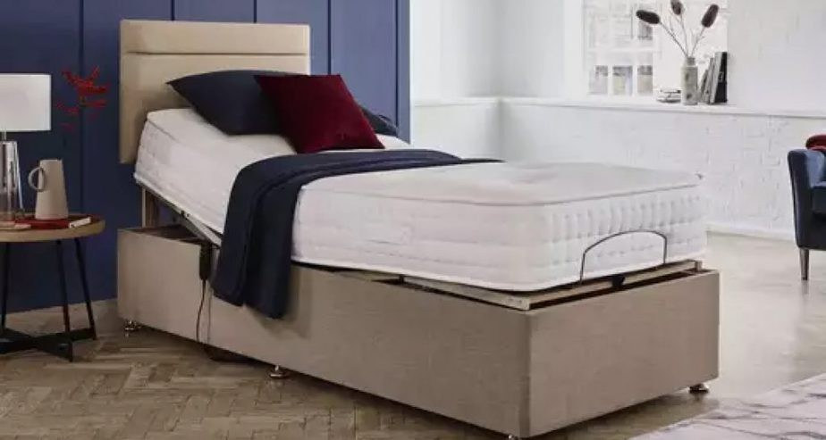 highgrove adjustable bed with mattress