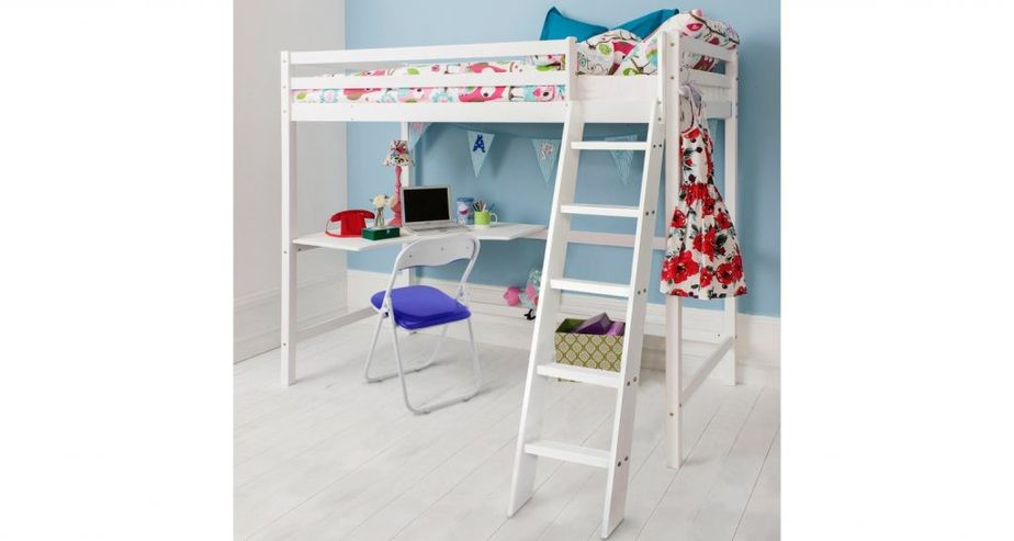 noa and nani bunk bed with desk