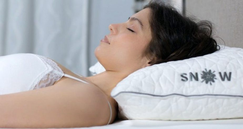 remfit snow pillow comfort and support