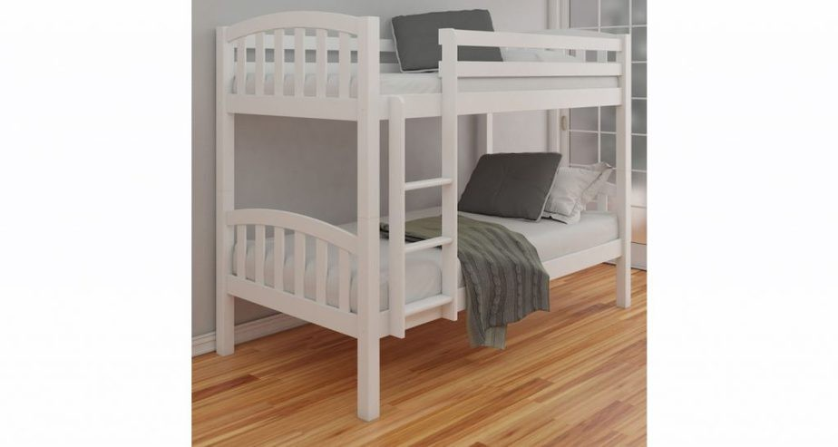 american wooden bunk bed frame