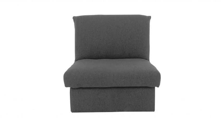 fabric chair bed