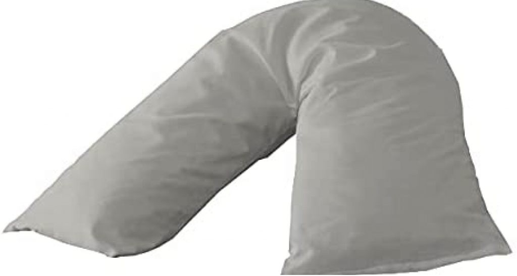 HASSTEX NEW MEDICAL Living Orthopaedic V Shaped Support Pillow
