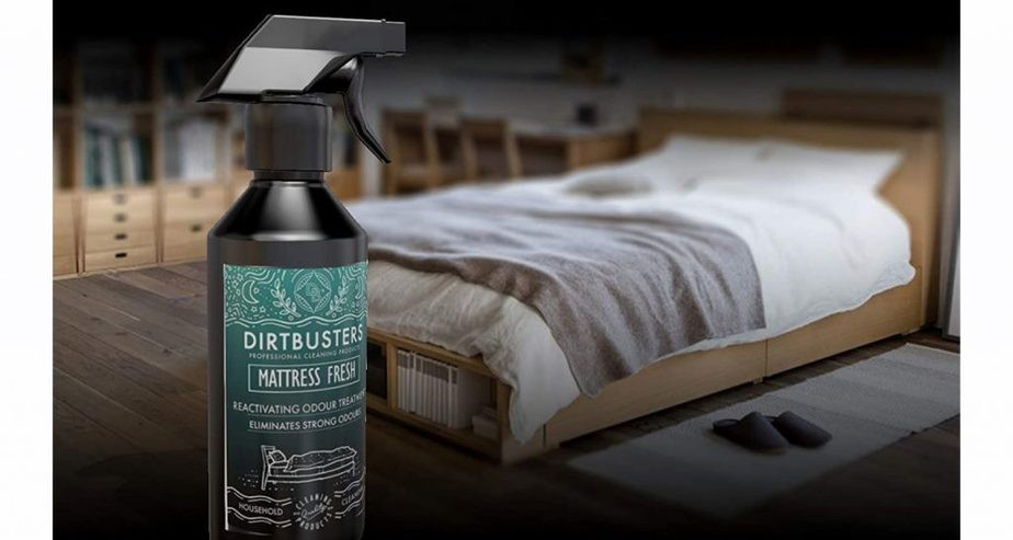 Dirtbusters Odour and Urine mattress cleaner spray