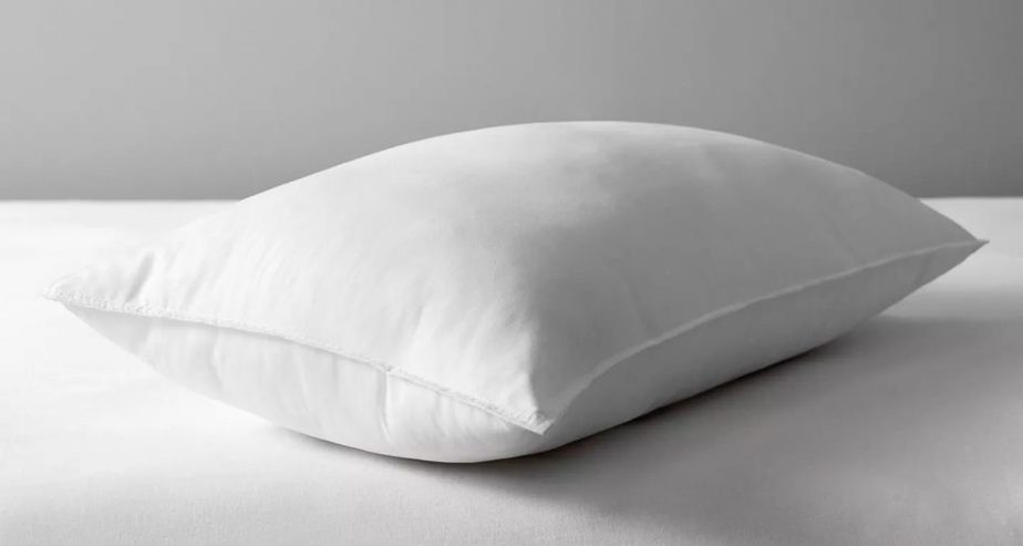 John Lewis & Partners Synthetic Washable Standard Pillow, Extra Firm