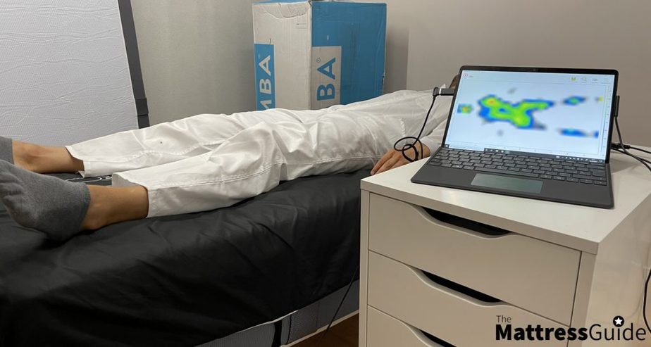 simba luxe mattress pressure review