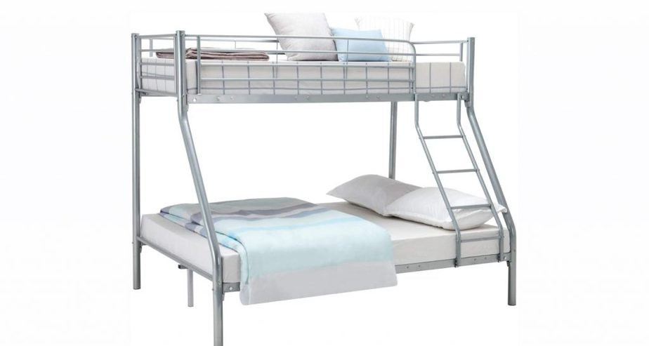 Panana Double Metal Bed Frame