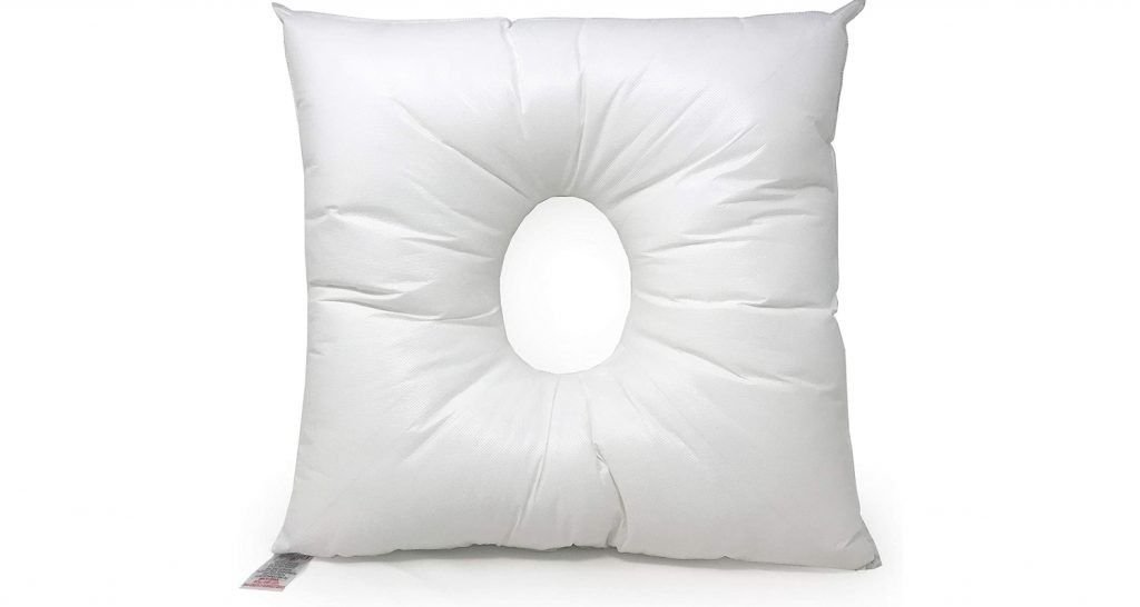 Lancashire Pillow With A Hole