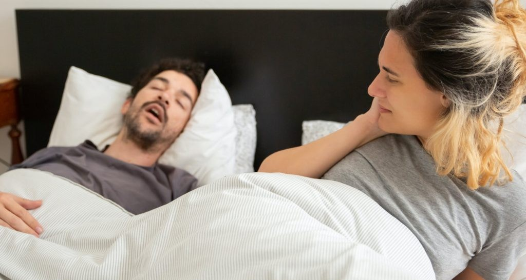 A Pillow With A Hole Could Help Against Snoring
