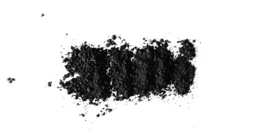 charcoal to rid the smell