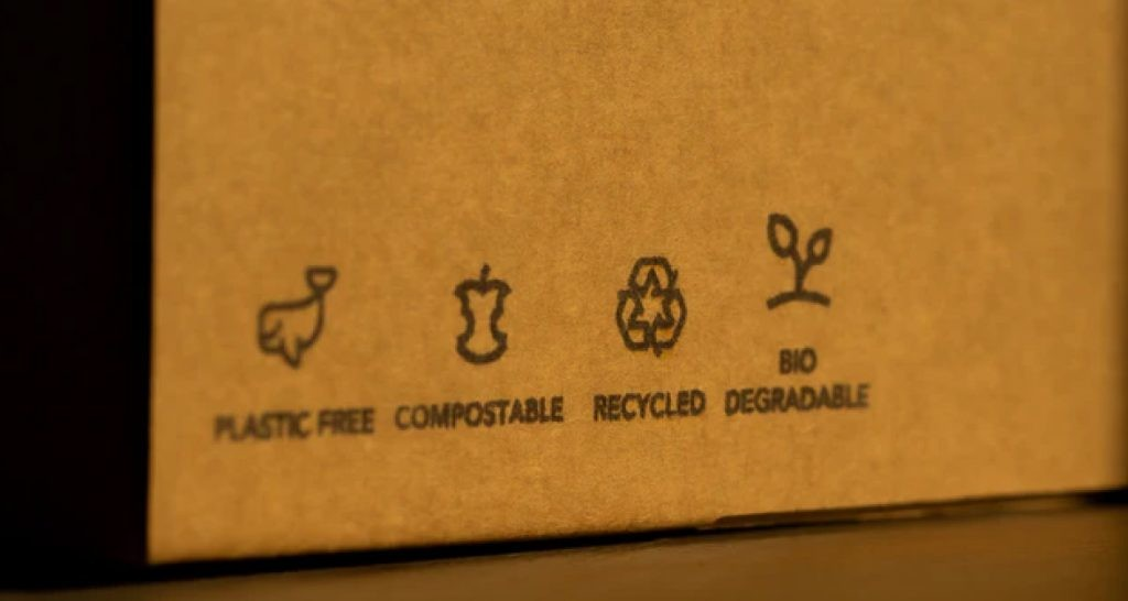 A sustainable mattress should come in sustanable packaging